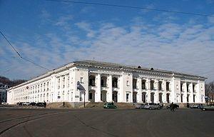 """Из Гостиного двора Киева хотят сотворить """"Гостеприимную республику"""""""