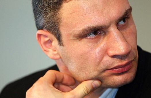 Кличко попросил народ найти свои фамилии в списках избирателей