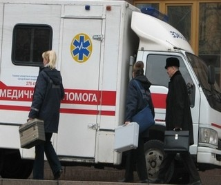 Киевские врачи жалуются, что их часто вызывают не по делу