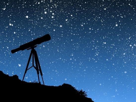 Киевлян приглашают взглянуть на космос