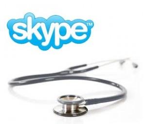 Проконсультироваться с врачом можно будет через Skype
