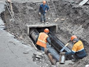 Киеву нужны 7 млрд гривен для замены теплотрасс