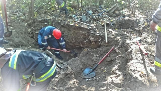 В Киеве земля убила 32-летнего металлоискателя