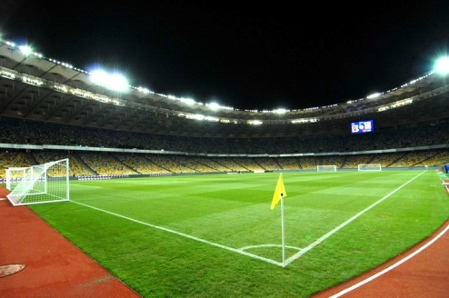 Из-за футбола в Киеве снова ограничения