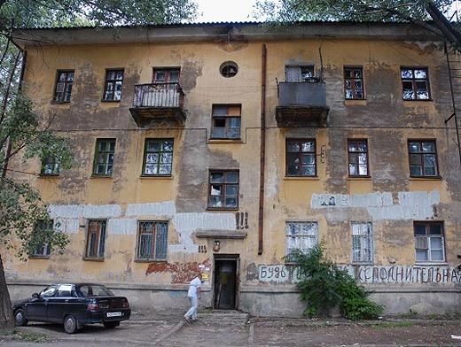 Попов накажет всех, по вине которых столичные дома трещат по швам