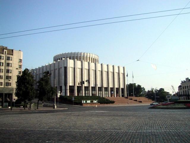 """В """"Украинском доме"""" будут показывать элитные сувениры"""