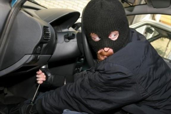Милиция задержана пьяного автоугонщика