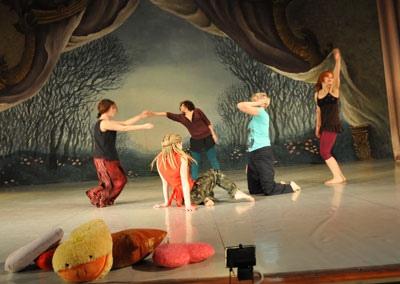 В Академии танца будут преподавать математику