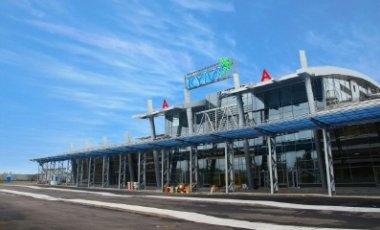 Попов намерен и дальше развивать городской аэропорт