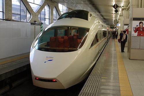 """Первый """"японский"""" поезд в киевском метро появится в мае 2013 года"""