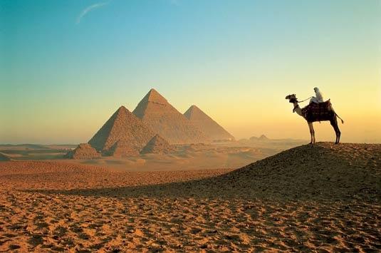 В Египте можно отдыхать пассивно либо же активно