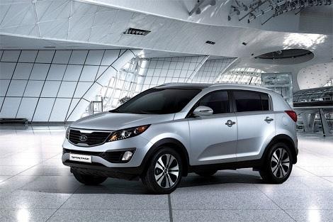 Покупаем авто для семьи - Kia Sportage
