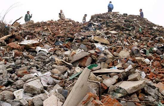 В Киеве собираются построить еще два мусорных завода