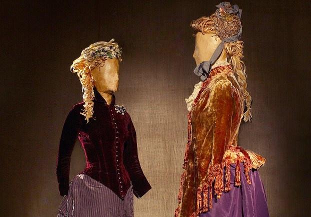 В Киеве состоится выставка старинных дамкских нарядов