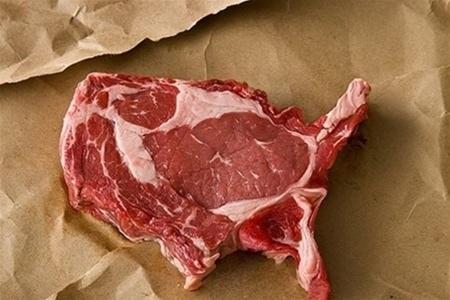 Киевлян заставят отказаться от мяса?