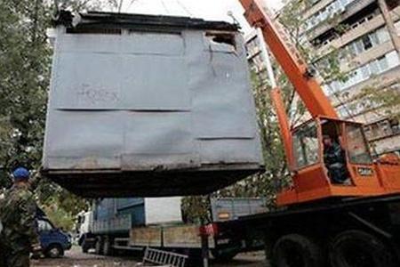 Очистить Киев от нелегальных МАФов полностью невозможно