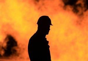 Пожар на лестничной клетке загнал жильцов дома в огненную ловушку