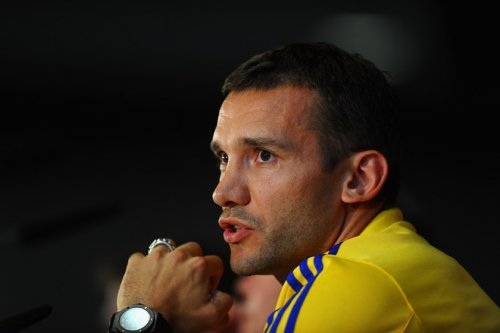 Шевченко решил подумать насчет поста тренера сборной Украины