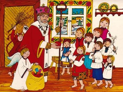 В Киеве собирают подарки детям ко Дню Святого Николая