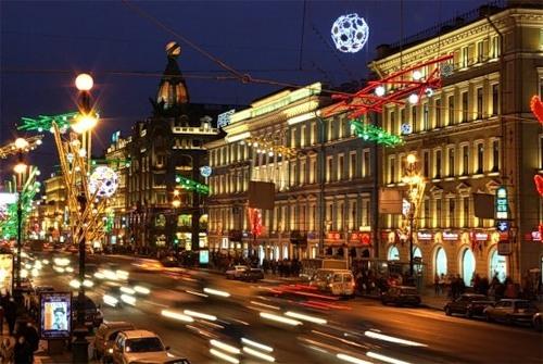 На улице Крещатик появится Рождественский поселок