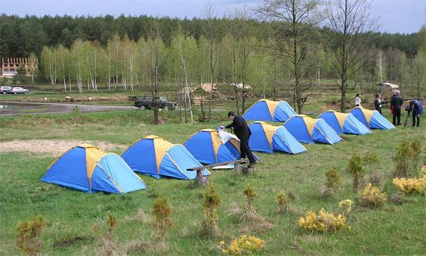 Киев станет городом отелей и кемпинг-лагерей