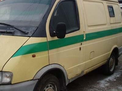 Грабители напали на машину инкассаторов, но ничего не украли