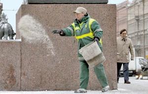 Запаса соли для киевских дорог хватит на первые месяцы зимы
