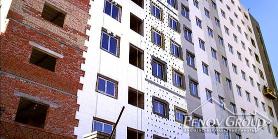 Ремонт фасада: как сохранить красоту города
