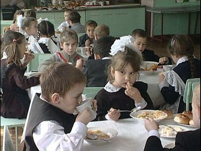 На Троещине школьников травят продуктами питания