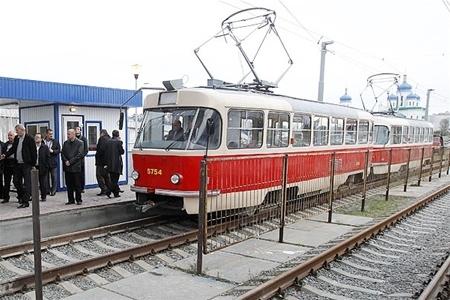 Если троещинцам трамвай не нужен, его могут закрыть
