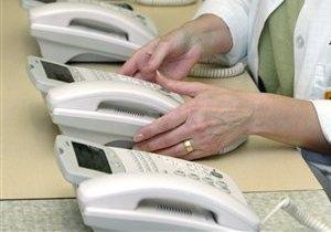 Чтобы дозвониться в городской call-центр киевляне тратят по несколько часов