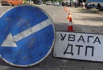 """Киевлянин на """"Шевроле"""" сбил насмерть человека и даже об этом не узнал"""