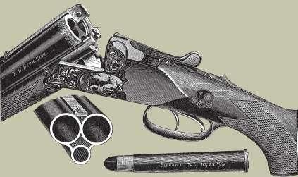 Во время пристрелки охотничьего карабина погиб мужчина
