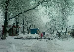 В Киеве введен запрет на парковку транспортных средств