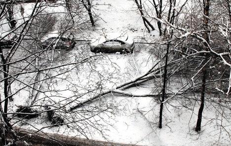 Снег в Киеве просто нужно перетерпеть - эксперт