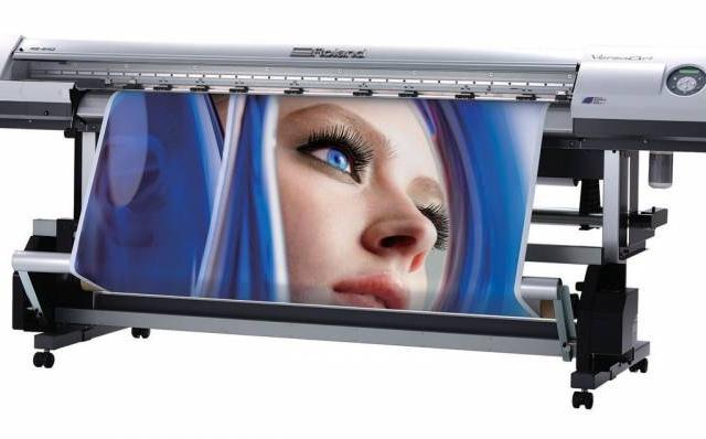 Интерьерная печать - самый эффективный способ наружной рекламы