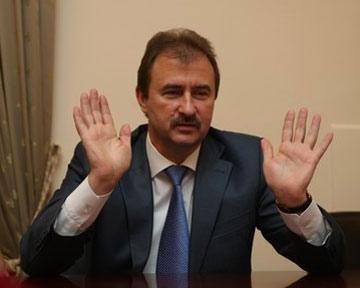 Киевский бюджет-2013 не интересует Александра Попова?