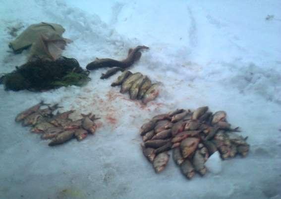 Милиция задержала чернобыльских браконьеров