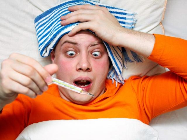 На Киевщине грипп уложит в постель почти 13 тыс. человек