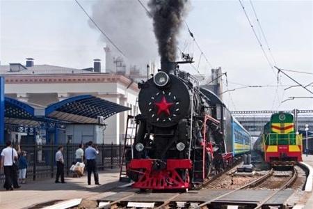 Киевляне смогут отправиться в романтическое путешествие на ретропоезде