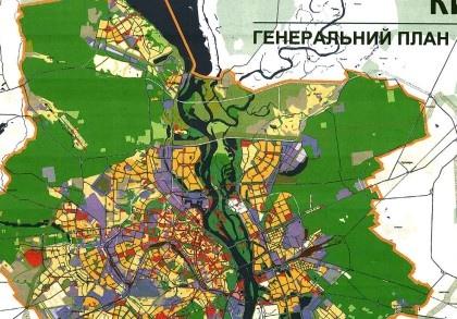"""Генплан Киева представят на выставке """"KyivBuild 2013"""""""