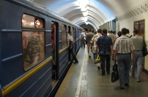 """В киевском метро нашли """"Гадю Петрович"""""""