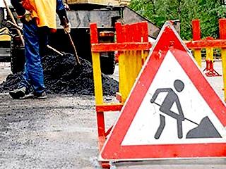 В ГАИ рассказали, где в Киеве выполняется дорожно-ямочный ремонт