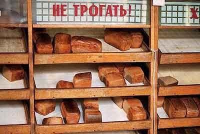 """В каждом киевском дворике появятся """"хлебные МАФы"""""""