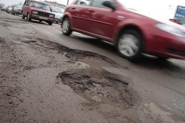 На проспекте Победы в Киеве положат новую дорогу