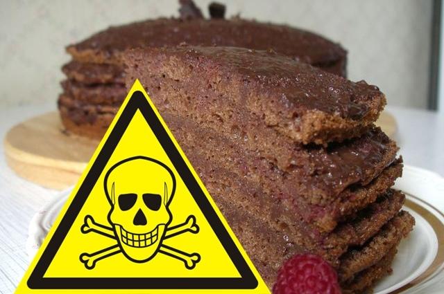 23 человека отравились тортом в киевском кафе