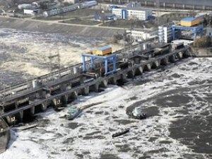 В этом году дамбу на Киевской ГЭС не прорвет