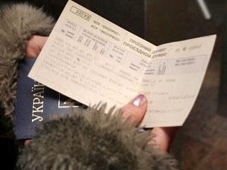 Ездить на поезде снова нужно с паспортом