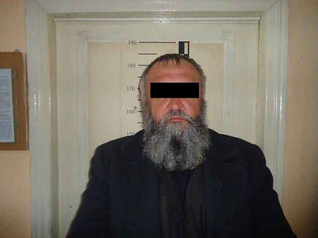 Милиция задержала батюшку-подрывника, числившегося в розыске