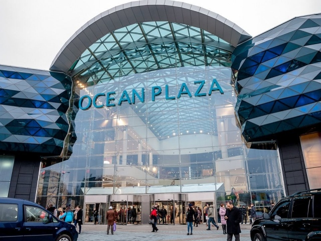 "КГГА восстановит остановки транспорта у ТРЦ ""Ocean Plaza"""